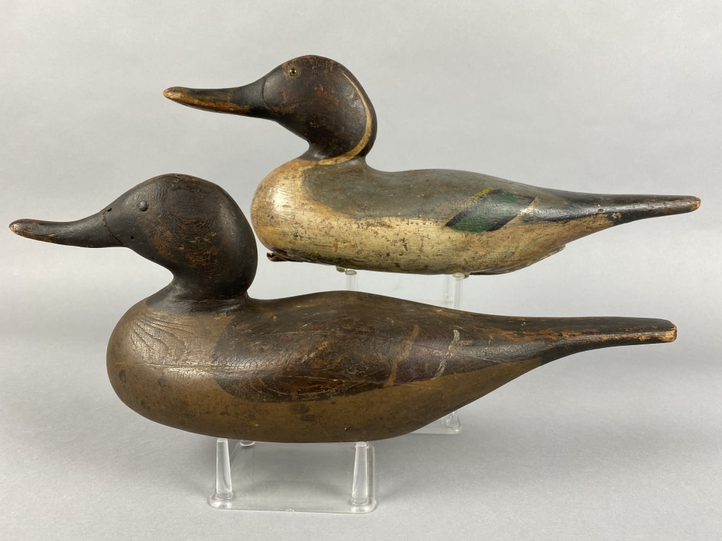 vintage duck decoys